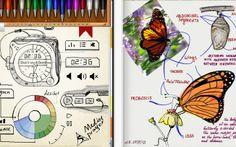 Veja aplicativos para fazer anotações à mão em iPads e tablets com Android - Internet - iG