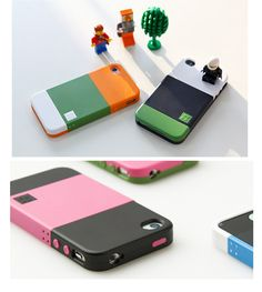 Make your own case! KIT_ for iPhone キット プラモデルケース
