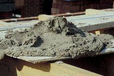Homemade Concrete Formula for Artificial Rock