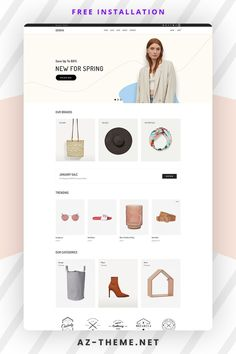 Genova – is a minimalist WooCommerce theme. That will give you and your customers a smooth shopping experience which can be used for various kinds of stores such as boutiques, bookstores, technology stores, jewelries and other types of web shops. It is a beautiful, flexible and super fast theme. Web Themes, Website Themes, Custom Website Design, Wordpress Website Design, Best Web Design, Wordpress Template, Website Design Inspiration, Premium Wordpress Themes, Bookstores