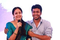 #Jyothika & #Surya