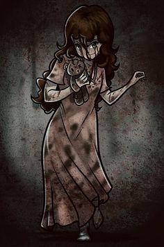 Creepypasta - Sally.