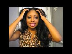 ▶ How to Sew on a closure. - YouTube