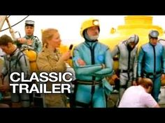 ▶ The Life Aquatic with Steve Zissou (2004) Official Trailer #1 - Bill Murray Movie HD - YouTube