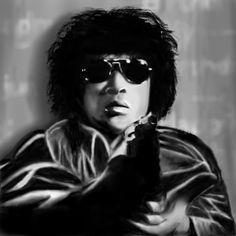 Yusaku Matsuda 松田 優作 (1950 - 1989)