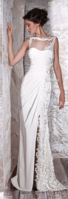 Tony Ward 2012 RTW Bridal
