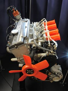 ALPINA at Today, we'll start looking at the history of ALPINA engine. The range runs the spectrum from 4 cylinder to naturally aspirated to forced induction, diesel and gasoline. Bmw M10, E28 Bmw, Bmw Alpina, Bmw Engines, Race Engines, Bmw Motors, Bmw Vintage, Custom Chevy Trucks, Bmw Classic Cars