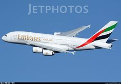 Photo of A6-EDP - Airbus A380-861 - Emirates