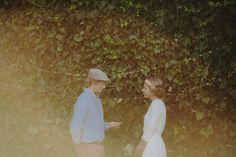 Picnic Casual Vintage Wedding_0043