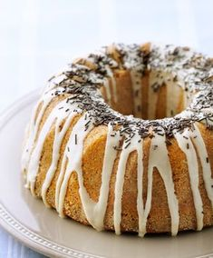 Finnish Recipes, Fruit Bread, Baked Donuts, Little Cakes, Trifle, Something Sweet, Coffee Cake, No Cook Meals, Food And Drink