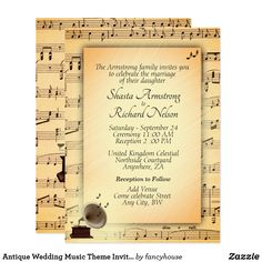 Antique Wedding Musi