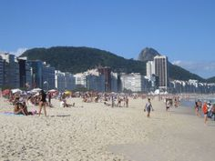 Río de Janeiro - Brasil | Copacabana, el barrio más famoso de Río de Janeiro | http://riodejaneirobrasil.net