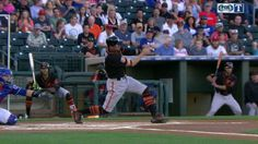 The Giants played the Texas Rangers at their ST facility in Surprise, AZ.  The game was televised on the Rangers Fox Sports SW station. Texas won. Good for them. The Giants were off to an exciting …