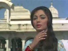 AAJI ROOTH KER KAHAN JAAYIGA............Sadhana , Rajender kumar in Arzoo - YouTube