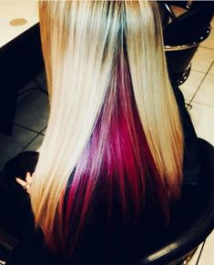 In-Salon Pinks by Hair Maestro and Pasquale Premier Stylist AC. For an Appointment with this Great Colorist please phone 011 391 3105/6 TODAY. #pink #hair #salon #kemptonpark