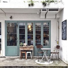 a cute brunch spot // #hongkong