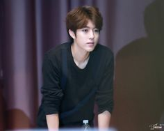150726 #인피니트 Sungyeol - Youngpoong Bookstore Fansign