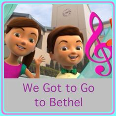 """We Got to Go to Bethel -   Sing with others about visiting Bethel.     JW.org  > Children > Become Jehovah's Friend > Activities >  """"We Got to Go to Bethel.""""       ༺♥༻ JW.org also has the bible and bible study aids available in 300+ languages. The bible study aids are designed to be used with your bible. ♥ Home bible studies also available at no charge."""