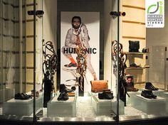 Humanic window displays Autumn 2012, Vienna