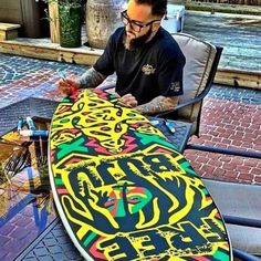 How this Surfer Went From Tattoo Artist to Reggae's Raddest DJ   The ...