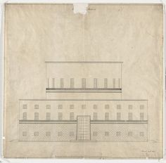 Stockholm Library elevation - Asplund