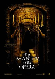 The Phantom of the Opera Movie 2004