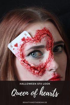Queen of hearts SFX-Look [Halloween]