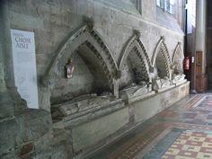 Hereford Cathedral - Effigies Hereford Cathedral, Effigy, England, English, British, United Kingdom