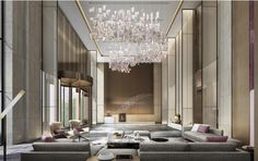 丽枫酒店设计有哪些特点_宣传推广_室内设计联盟 - Powered by Discuz! Lobby Lounge, Hotel Lobby, Lobby Reception, Interior Walls, Condo, Bookcase, Chandelier, Curtains, Dividers