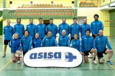 El CD Otiñar de voleibol participa en el torneo nacional de veteranos en Madrid
