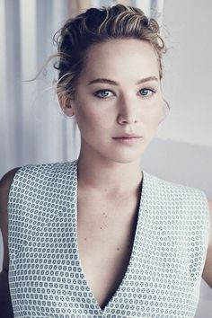Jennifer Lawrence's 'Be Dior' Campaign