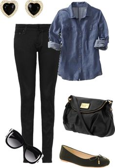 """""""Outfit"""" by jenyasimeng ❤ liked on Polyvore"""