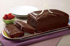 Me Encanta el Chocolate: Deliciosa Torta-Ponque de Chocolate