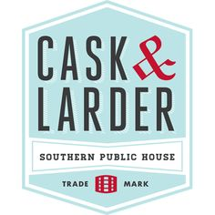 I have been in love with this color combo since The Killers' Hot Fuss record used it • Cask & Larder Logo