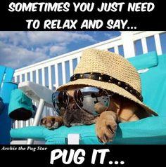 Just pug it