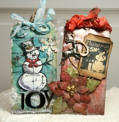 Anne's paper fun: 12 tags of 2012 - desember