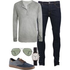 """""""mens casual outfit"""" by ria-kostopoulou on Polyvore"""