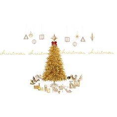 """christmas"" by myrianedithpoggi on Polyvore"