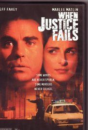 A detective (Jeff Fahey) investigating the murders of two sex offenders gets involved with a beautiful district attorney (Marlee Matlin) who becomes a main suspect.