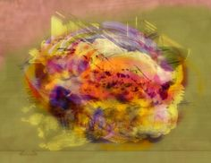 """""""candy cluster"""" from Plague of Fantasies #abstractart"""