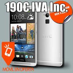 ¡¡¡OFERTAS FLASH!!! hasta el 10 de Julio - HTC M7 Silver