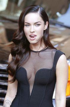 Megan Fox Long Hair