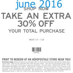 Aeropostale coupons & Aeropostale promo code inside The Coupons App. Extra off at Aeropostale, or online via promo code April Love Coupons, Shopping Coupons, Grocery Coupons, Online Coupons, Free Printable Coupons, Printable Cards, Free Printables, Dollar General Couponing, Coupons For Boyfriend