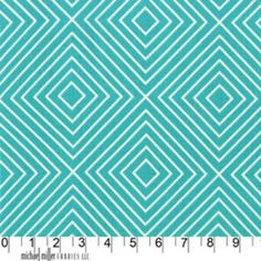 Patty Young - Textured Basics - Diamonds in Teal