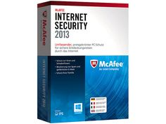 McAfee Internet Security 2013 1 User