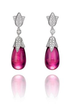 Boucles diamants