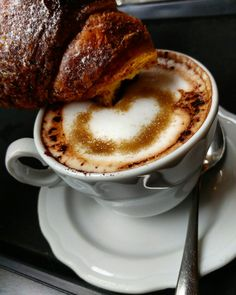 Una romantica colazione  #PasticceriaD'Azeglio