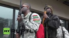"""USA: New Black Panther Party wants to """"arm every black man"""""""