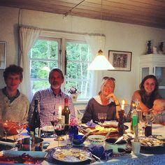 Anna, Maria and Family
