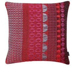 Rosa Large Square Cushion 56x56cm - Margo Selby